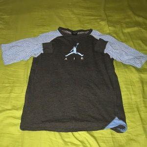 Air Jordan Kids Long Sleeve